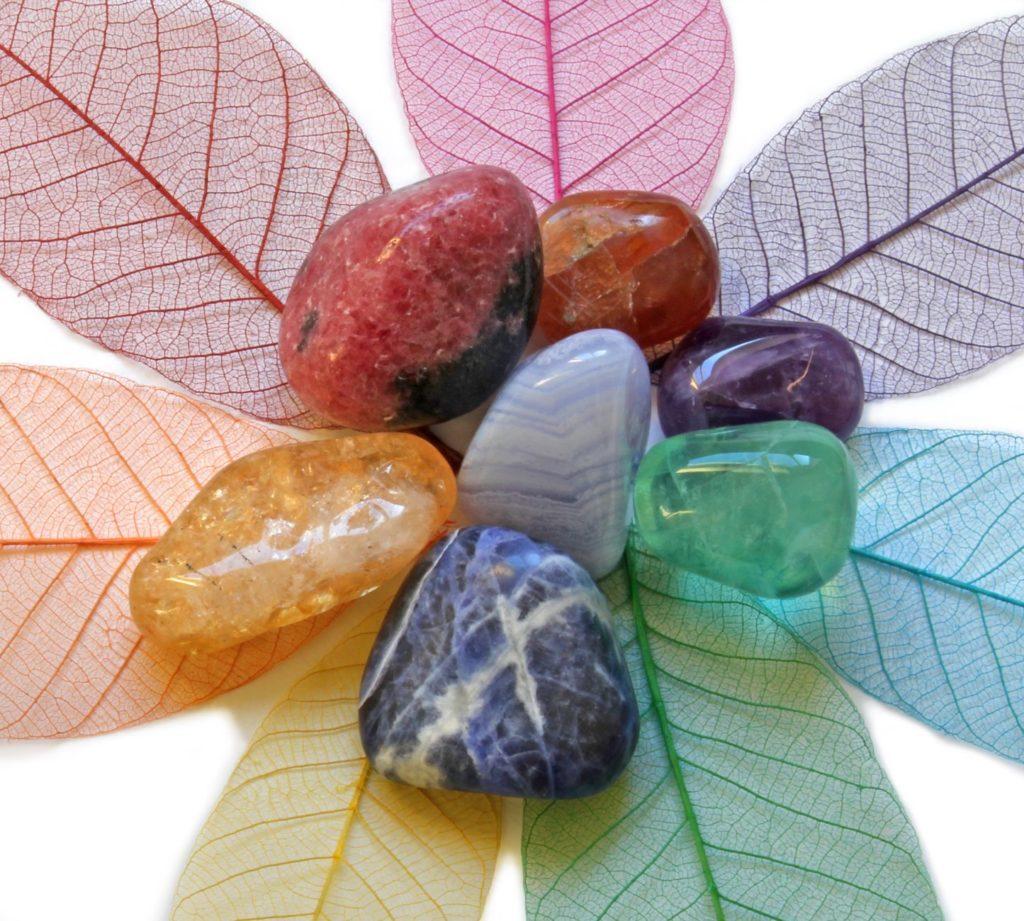 kristallide värvid