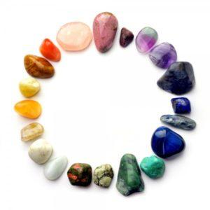 värvilised kristallid