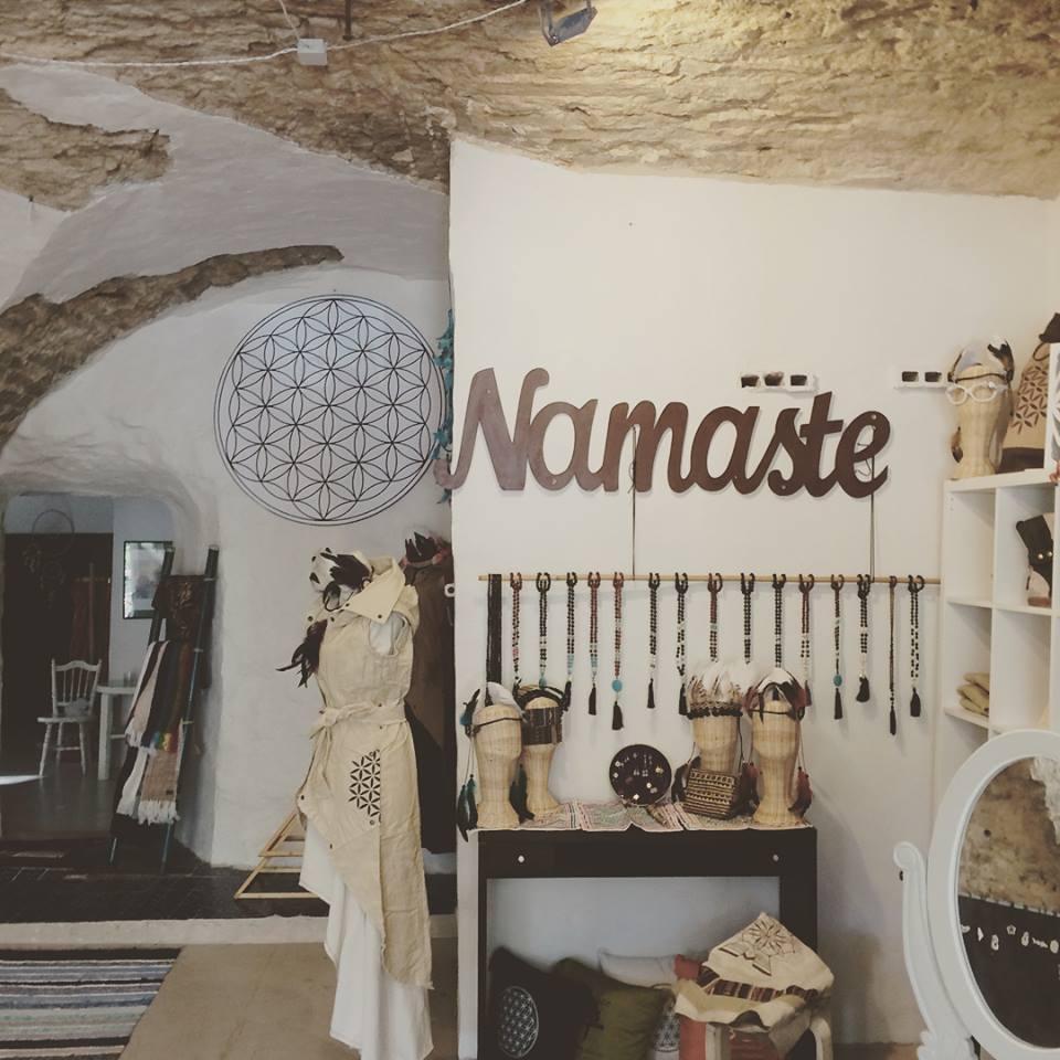 Namaste elustiilipood