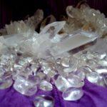 Mediteerimine kvartsikristallidega